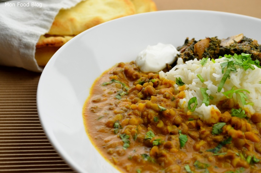 Mung Bean Curry Mon Food Blog