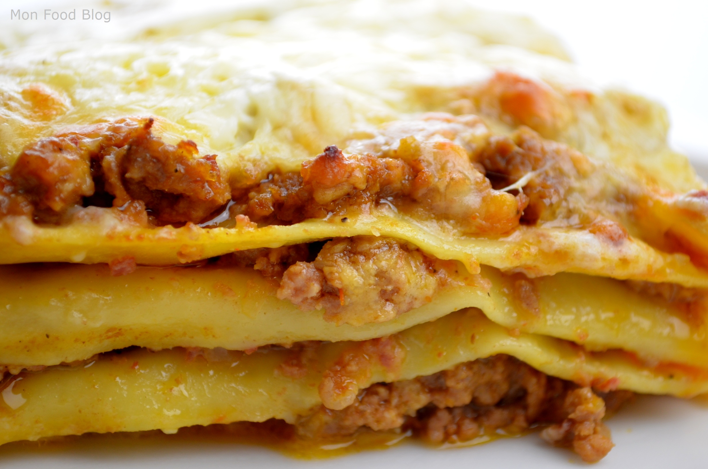 Published June 26, 2012 at 2464 × 1632 in Lasagne alla Bolognese