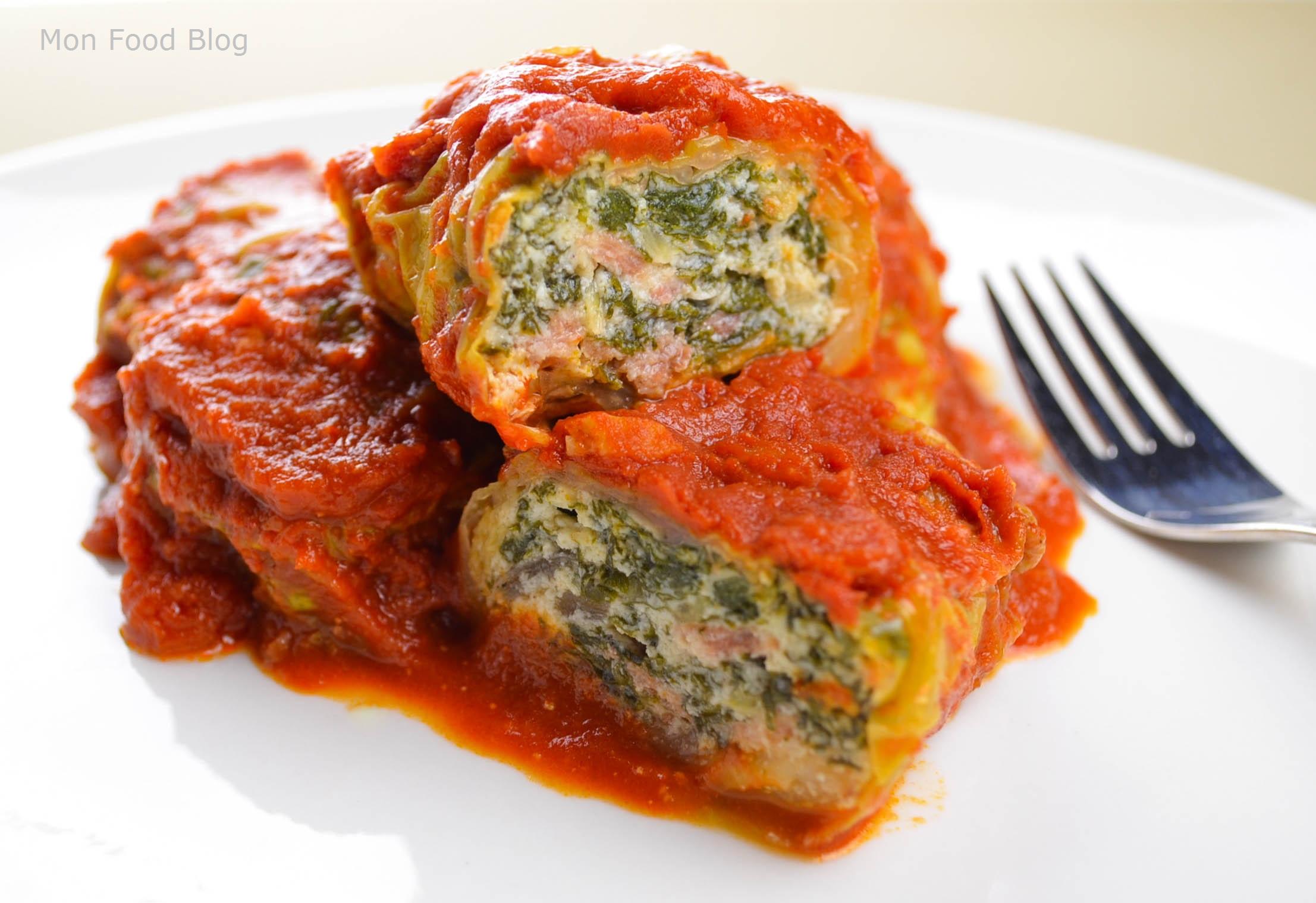 ... September 27, 2012 at 2213 × 1519 in Vegetarian cabbage rolls