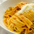 Linguine with sausage andfennel