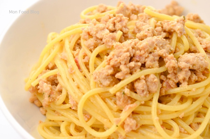 White meat ragù