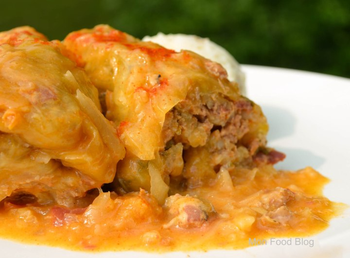 Croatian cabbage rolls – Mon Food Blog